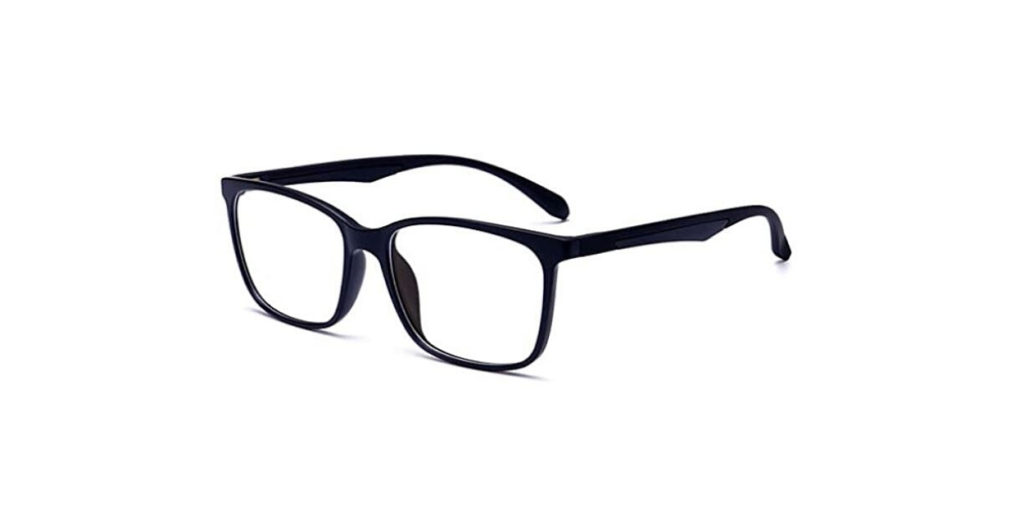 Made of polycarbonate, the lenses have higher impact resistance and are more light-weight than plastic variants. ANNRI also block 90% of the high energy blue light coming from your computer, phone, and tablet screen.