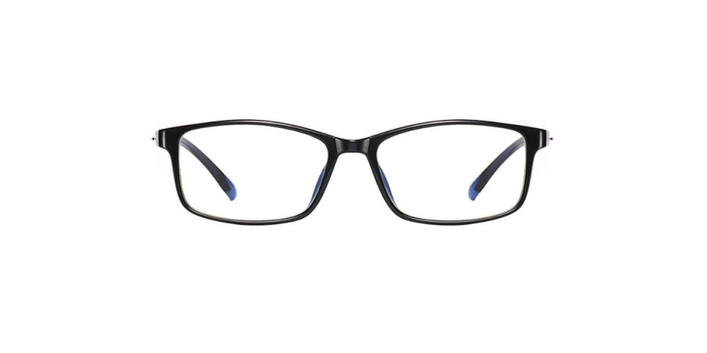 The UBUJI Care design doesn't distract, the frame fits well on most face sizes, and it's made from the same TR90 Nylon material that the ANNRI glasses were made of.