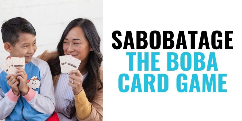 Sabobatage The Boba Card Game