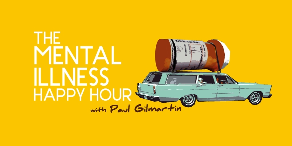 If you want to laugh, cry, be inspired, feel heard, learn something, and be entertained all at the same time, let me introduce you to Paul Gilmartin's Mental Illness Happy Hour. This is going to be my go-to mental health podcast this 2021 and I hope it's yours too.