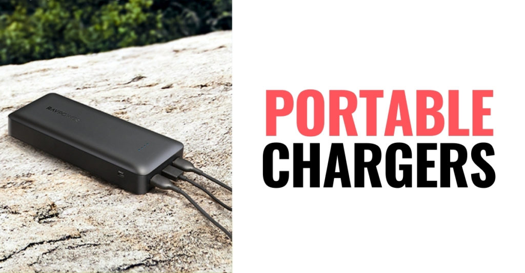 Portable Chargers to Power You Through 2021 and Beyond