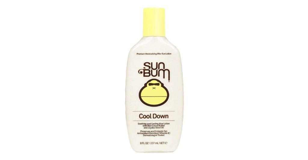The aloe inside the lotion helped with the cooling and the cocoa butter made sure that my skin was moisturized. I used this regularly until my sunburn faded, and not only did I feel comfortable but I did not peel.